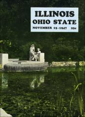 Thumbnail of OSU Football Program: November 15, 1947