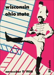 Thumbnail of OSU Football Program: November 11, 1950