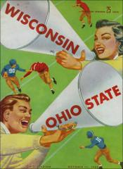Thumbnail of OSU Football Program: October 11, 1952