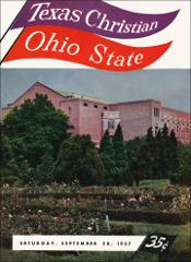 Thumbnail of OSU Football Program: September 28, 1957