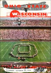 Thumbnail of OSU Football Program: October 25, 1958
