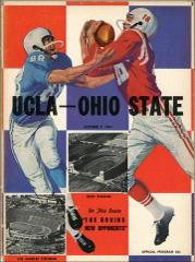 Thumbnail of OSU Football Program: October 7, 1961