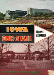 Thumbnail of OSU Football Program: November 4, 1961