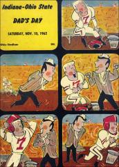 Thumbnail of OSU Football Program: November 10, 1962