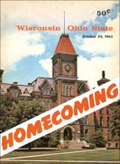 Thumbnail of OSU Football Program: October 24, 1964
