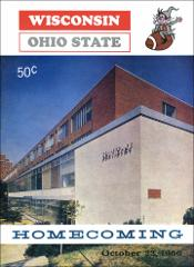 Thumbnail of OSU Football Program: October 22, 1966