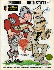 Thumbnail of OSU Football Program: November 15, 1969