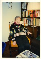 Thumbnail of Toyo Suyemoto at her Orchard Lane apartment