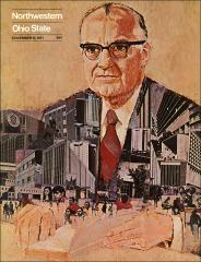 Thumbnail of OSU Football Program: November 13, 1971