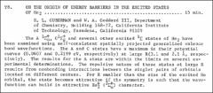 Thumbnail of ON THE ORIGIN OF ENERGY BARRIERS IN THE EXCITED STATES OF $He_{2}$