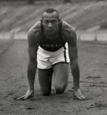 Jesse Owens Collection logo