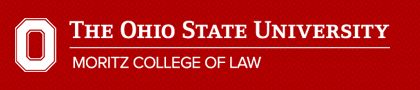 Moritz College of Law logo
